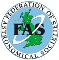 Federation of Astronomy Societies Logo
